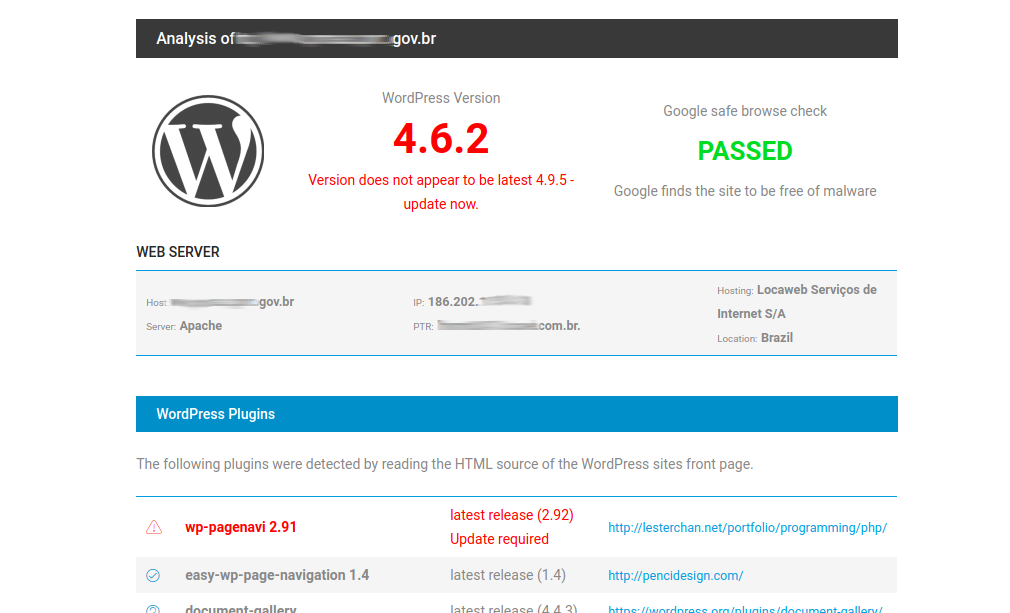 19 WordPress Vulnerability Scanners Online for Malware and Security
