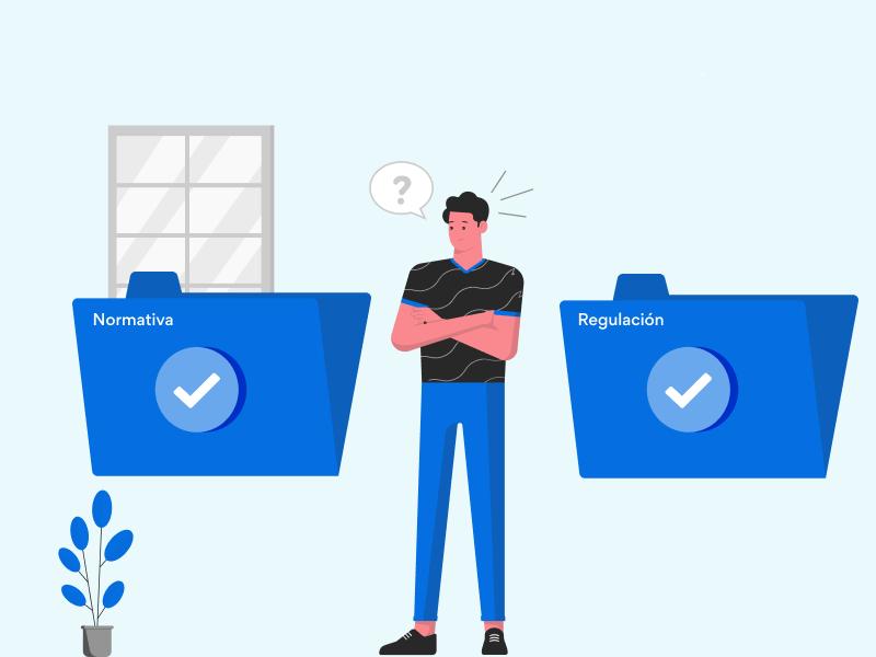 Normativas vs. Regulaciones de ciberseguridad: Lo que necesitas saber para expandir tu startup