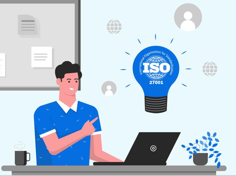 Mantén la calma: Esto es la ISO 27001