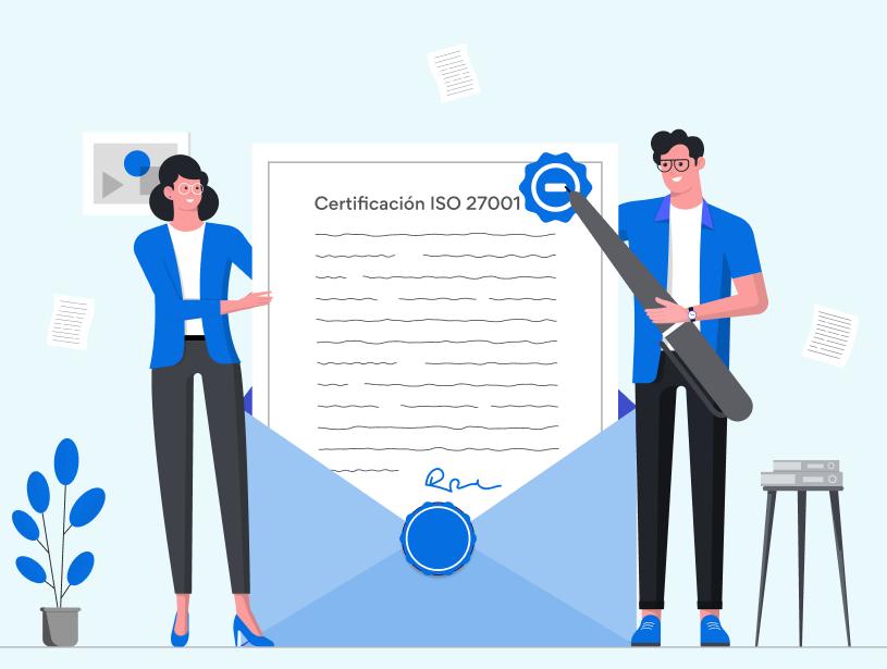Cómo prepararte para la auditoría de certificación en ISO 27001