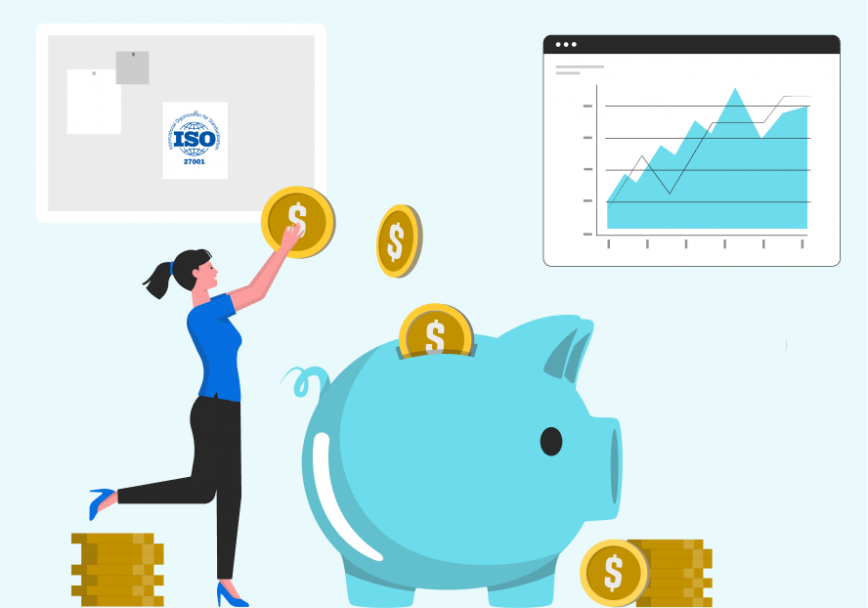 7 beneficios de invertir en ISO 27001