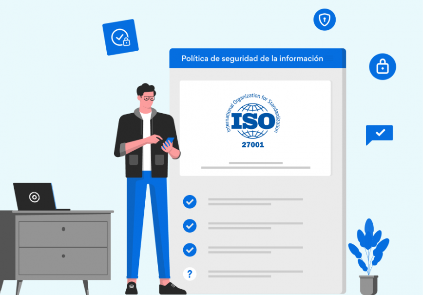 Cómo hacer tu política de seguridad de la información